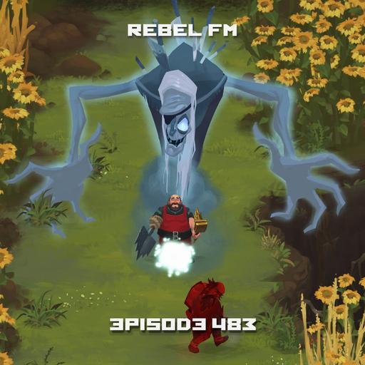 Rebel FM Episode 483 - 01/15/2021