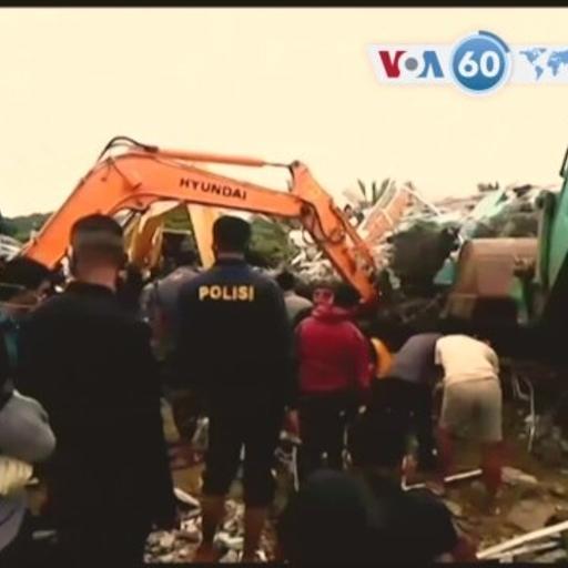 Manchetes mundo 15 Janeiro: Terramoto na Indonésia mata pelo menos 34 pessoas - janeiro 15, 2021