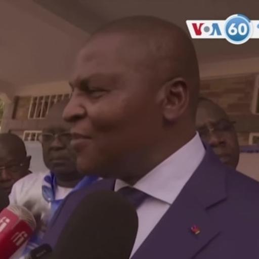 Manchetes africanas 19 Janeiro: RCA - Tribunal Constitucional confirma re-eleição do Presidente Faustin-Archange Touadera - janeiro 19, 2021