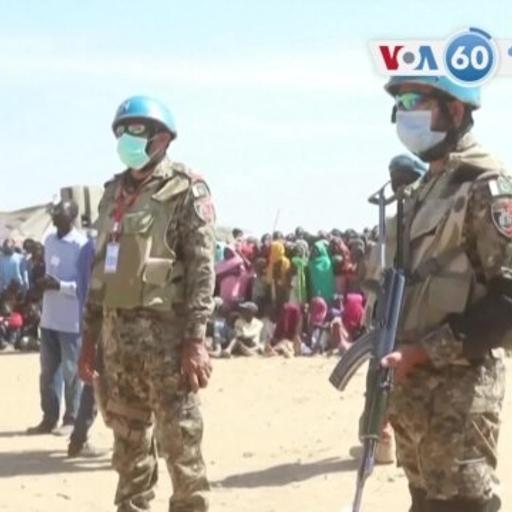 Manchetes africanas 18 Janeiro: Mais de 80 pessoas morreram em dois dias de sucessivos de confrontos no Darfur - janeiro 18, 2021