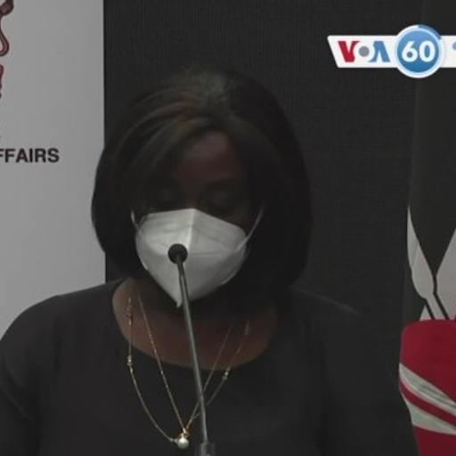 Manchetes africanas 20 Janeiro: Governo britânico promete milhões de dólares em ajuda ao Quénia - janeiro 20, 2021