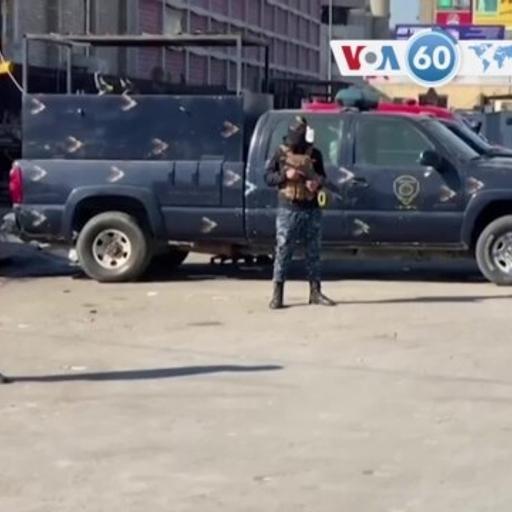 Manchetes mundo 21 Janeiro: Ataque suicida no Iraque mata 13 pessoas - janeiro 21, 2021