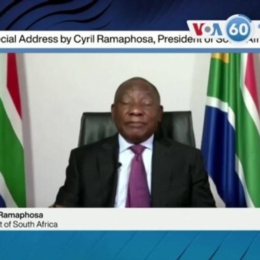 Manchetes africanas 26 Janeiro: Ramaphosa pede a países ricos que não açambarquem doses excessivas da vacina Covid-19 - janeiro 26, 2021