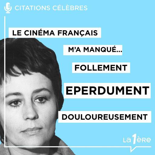"""Les grands discours - Annie Girardot: """"Le cinéma français m'a manqué... follement, éperdument, douloureusement"""" - 03/02/2021"""
