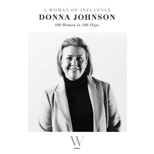 30/100 Donna Johnson: CONQUER THE FIELD