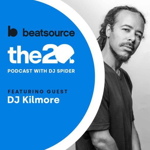 DJ Kilmore: being in Incubus, turntablism roots