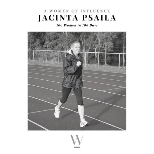 35/100 Jacinta Psaila: Running my own race. Lap band surgery & aged care.