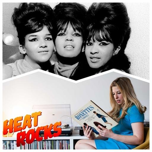 """Sheila Burgel on The Ronettes' """"Presenting the Fabulous Ronettes Featuring Veronica"""" (1964)"""