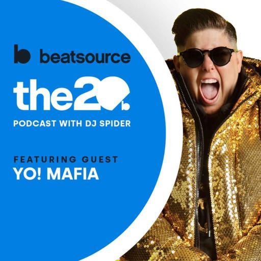 YO! MAFIA: marketing insights, opening for legends