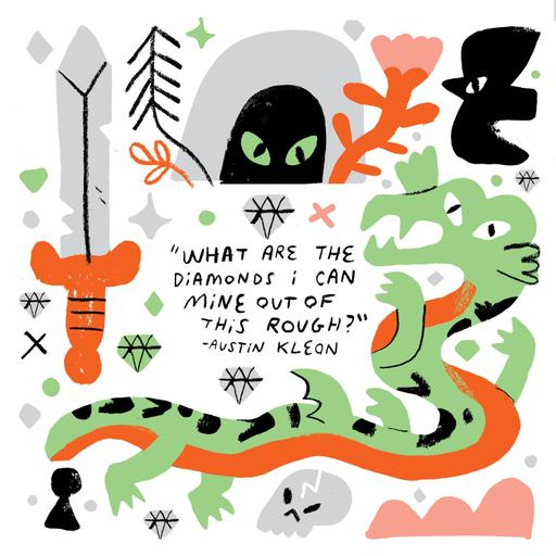 313 - How to Make Creative Rules When You Don't Know What You Want with Austin Kleon
