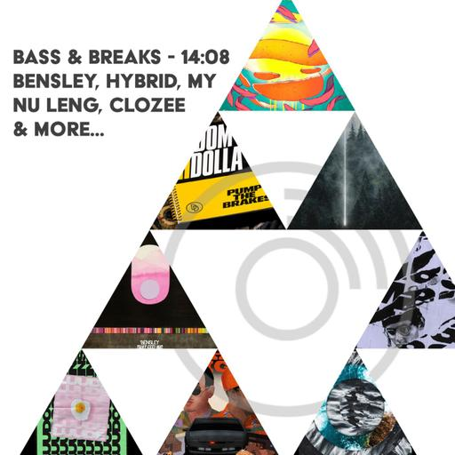 14:08 - Bensley, Hybrid, My Nu Leng, CloZee & more...