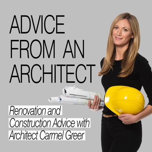 ADVICE FROM AN ARCHITECT