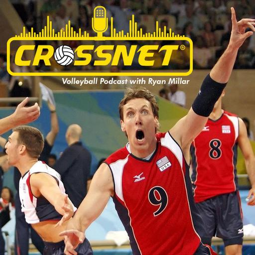 CROSSNET Volleyball Podcast