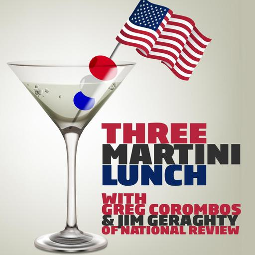 3 Martini Lunch Podcast