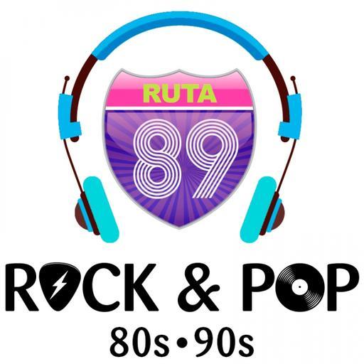 Ruta 89 > Rock & Pop de los 80 & 90