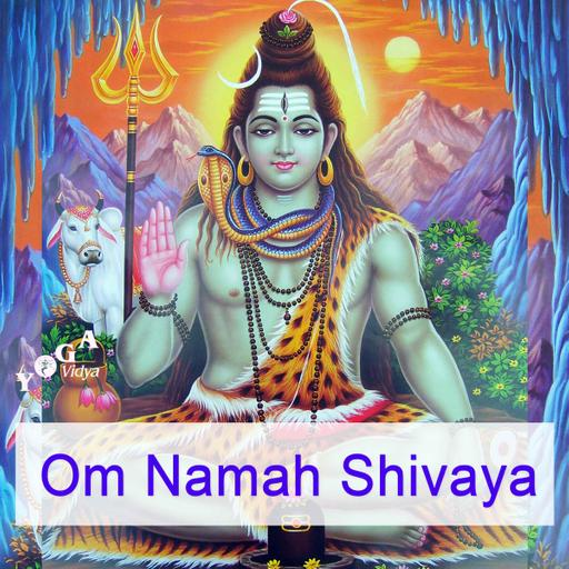 Om Namah Shivaya mit Uli und einer Seminargruppe