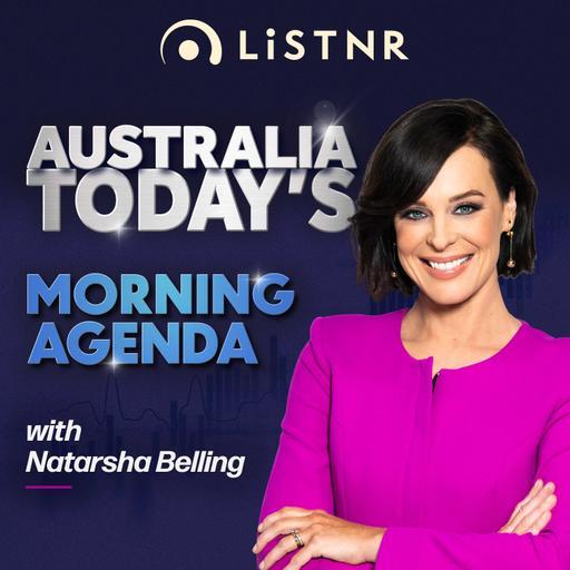 Your Morning Agenda with Natarsha Belling