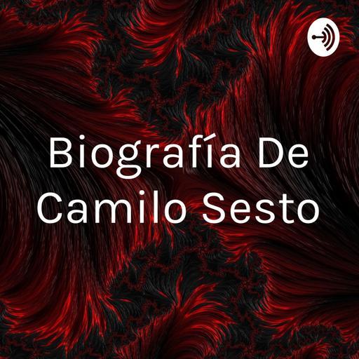 Biografía De Camilo Sesto