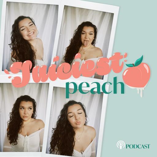 the juiciest peach