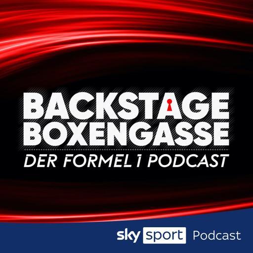 Backstage Boxengasse - Der Formel 1 Podcast von Sky