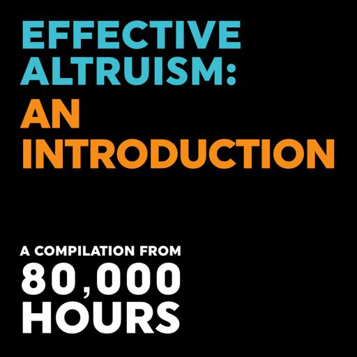 Effective Altruism: An Introduction – 80,000 Hours