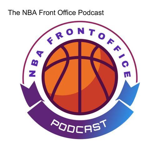 NBA Front Office w/ Keith Smith & Trevor Lane