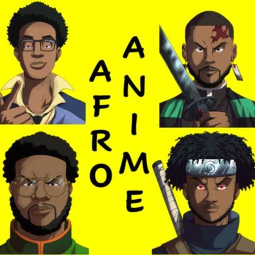 AFRO ANIME