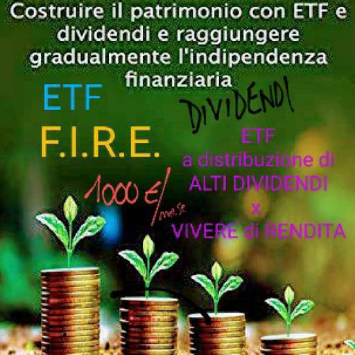 ETF + BTC = FIRE (dividendi)