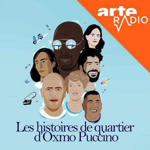Les histoires de quartier d'Oxmo Puccino