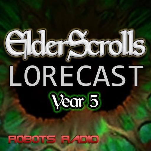 Elder Scrolls Lorecast: Video Game Lore, ESO, & More