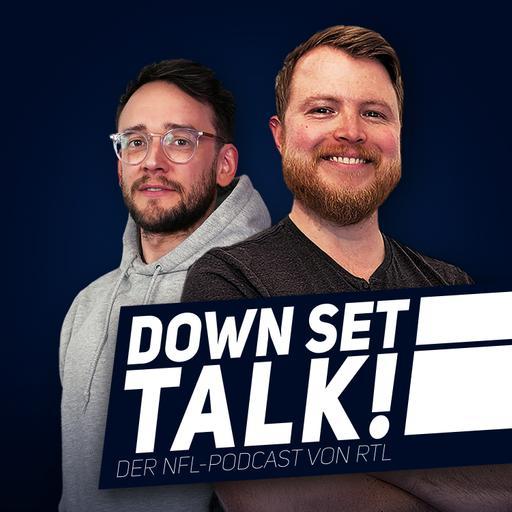 Down, Set, Talk! - Der NFL Podcast von DAZN & SPOX