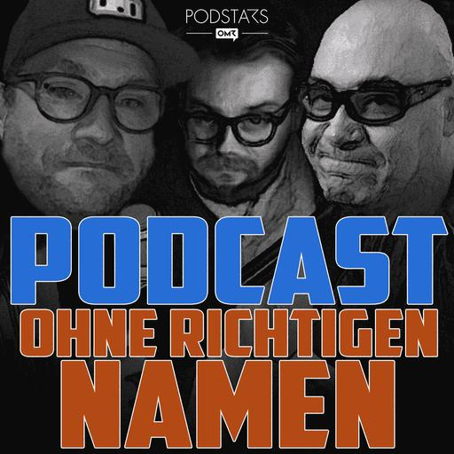 Podcast ohne (richtigen) Namen - Folge 133: Einstein und die Sexroboter