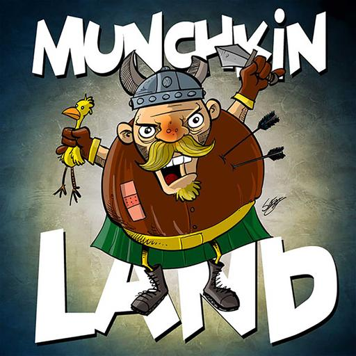 Munchkin Land #355: Sentinels of the Multiverse Definitive Edition