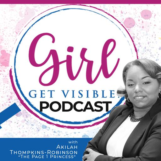 Girl Get Visible Podcast: SEO Traffic, Marketing, and Business