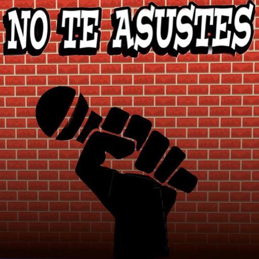 No Te Asustes Podcast
