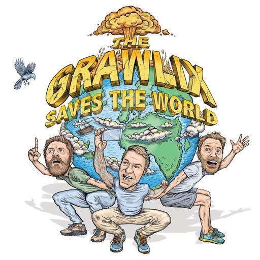 The Grawlix Saves The World