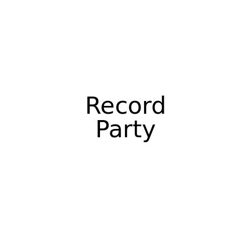 Record Party