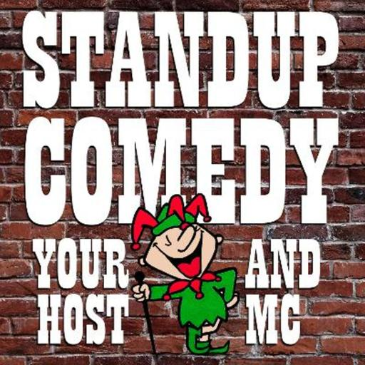 """Standup Comedy """"Your Host and MC"""""""