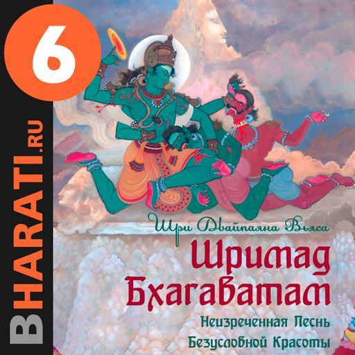 "Аудиокнига ""Шримад Бхагаватам"". Книга 6: ""Первозаконие"""