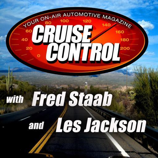 CRUISE CONTROL RADIO