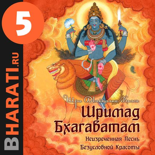 "Аудиокнига ""Шримад Бхагаватам"". Книга 5: ""Числа"""