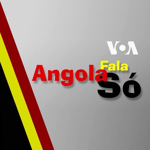 Angola Fala Só - Voz da América. Subscreva o serviço de Podcast da Voz da América